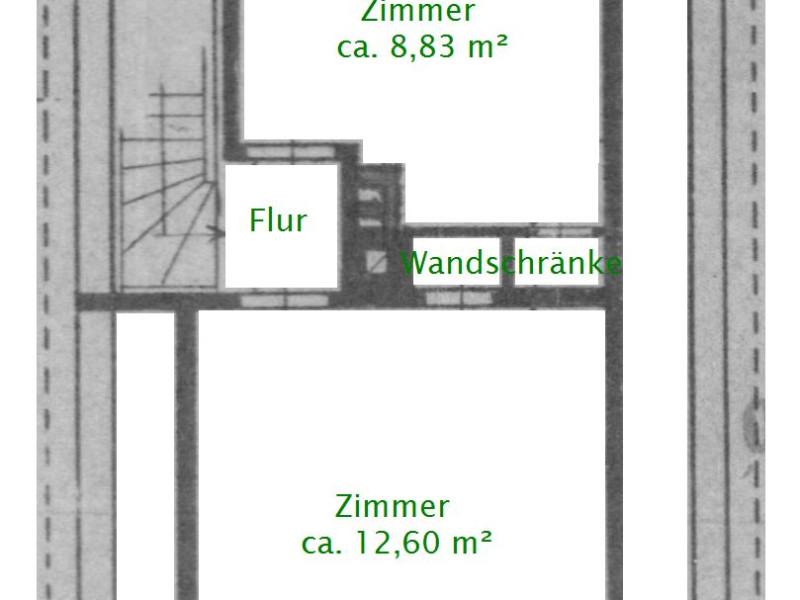 u erst stark sanierungsbed rftiges einfamilienhaus denkmalschutz auf erbpachtgrundst ck in. Black Bedroom Furniture Sets. Home Design Ideas